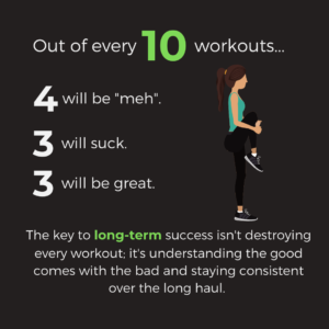 Woman exercise tips