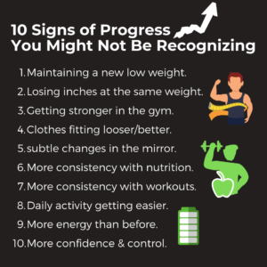 How to measure progress in fitness