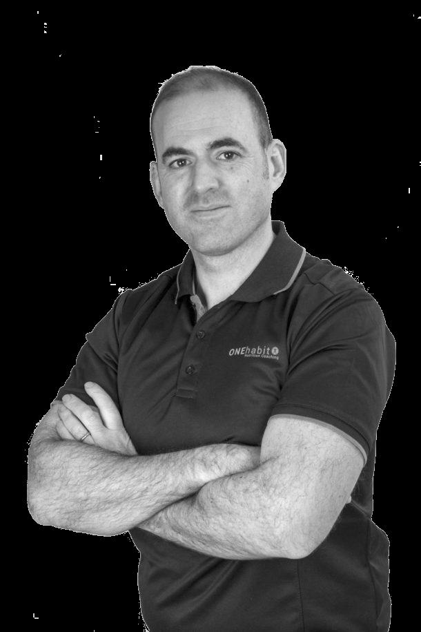 Online personal trainer Nico Valla