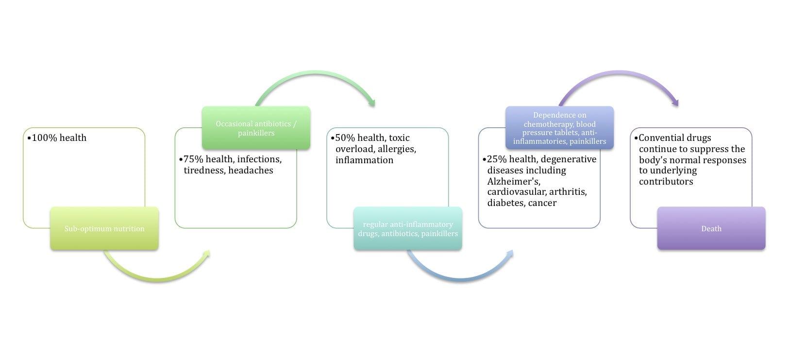 drug health cycle