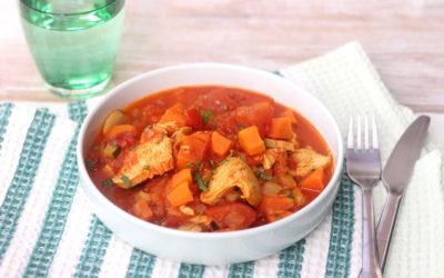 Easy Turkey Stew Recipe