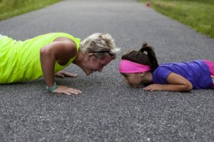 How To Get Fitter With Your Children